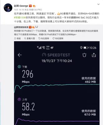 4G手机售价+双模5G性能,荣耀V30成最值得买的5G手